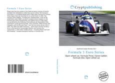 Capa do livro de Formula 3 Euro Series