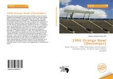 Bookcover of 1996 Orange Bowl (December)