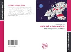 Обложка HIV/AIDS in South Africa