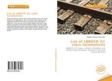 Обложка List of LB&SCR D1 class locomotives