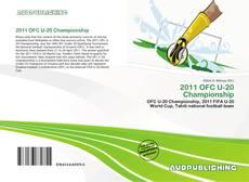 Обложка 2011 OFC U-20 Championship