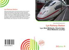 Couverture de Lye Railway Station