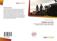 Capa do livro de Dodge Journey