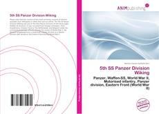 5th SS Panzer Division Wiking kitap kapağı