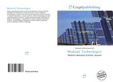 Bookcover of Medical Technologist