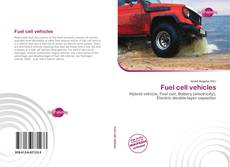 Bookcover of Fuel cell vehicles