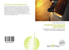 Portada del libro de Ford Taurus (second generation)
