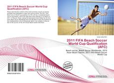 2011 FIFA Beach Soccer World Cup Qualification (AFC)的封面