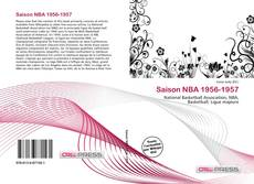 Bookcover of Saison NBA 1956-1957