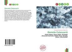 Buchcover von Danielle Catanzariti