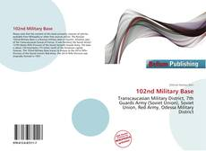 Buchcover von 102nd Military Base