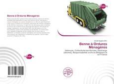 Portada del libro de Benne à Ordures Ménagères