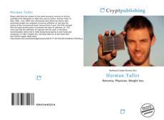 Portada del libro de Herman Taller