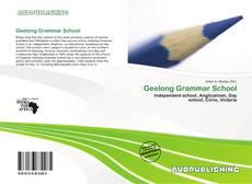 Bookcover of Geelong Grammar School