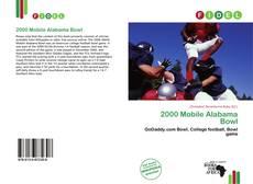 Capa do livro de 2000 Mobile Alabama Bowl