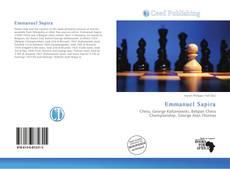 Bookcover of Emmanuel Sapira