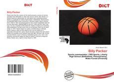 Capa do livro de Billy Packer