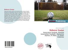 Bookcover of Babacar Gueye