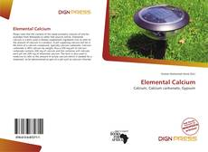 Couverture de Elemental Calcium