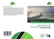 Обложка Henschel Hs 126
