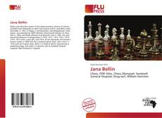 Bookcover of Jana Bellin
