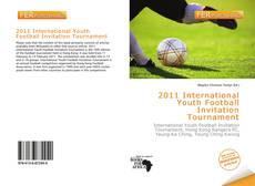 Portada del libro de 2011 International Youth Football Invitation Tournament