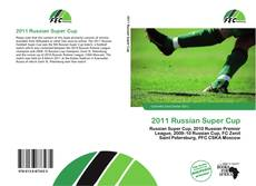 Bookcover of 2011 Russian Super Cup