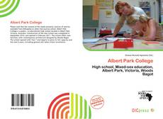 Bookcover of Albert Park College