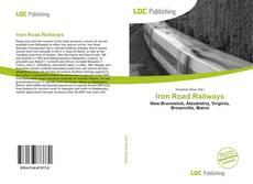 Portada del libro de Iron Road Railways