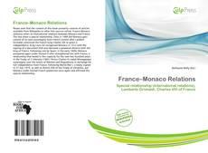 Couverture de France–Monaco Relations