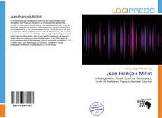 Couverture de Jean-François Millet