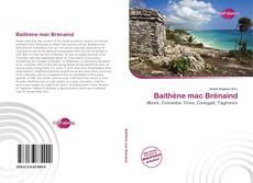 Bookcover of Baithéne mac Brénaind