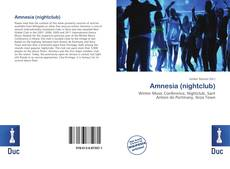 Bookcover of Amnesia (nightclub)