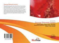 Buchcover von George Edwards (actor)