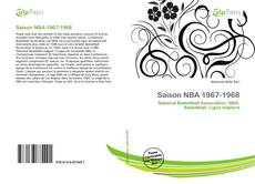 Portada del libro de Saison NBA 1967-1968