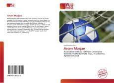 Capa do livro de Arsen Marjan