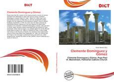 Обложка Clemente Domínguez y Gómez
