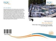 Bookcover of Aix-les-Bains