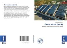 Bookcover of Generations (book)
