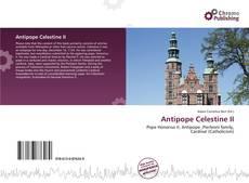 Antipope Celestine II kitap kapağı