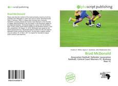 Capa do livro de Brad McDonald