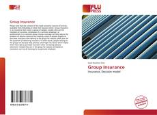 Bookcover of Group Insurance