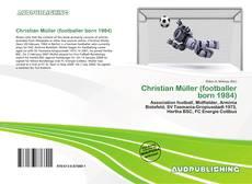 Bookcover of Christian Müller (footballer born 1984)