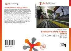 Copertina di Leicester Central Railway Station