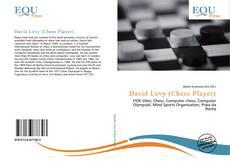 David Levy (Chess Player) kitap kapağı