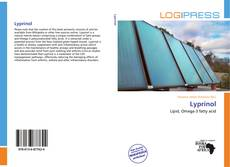 Bookcover of Lyprinol