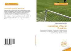 Bookcover of Henrique Zorzal Moreira