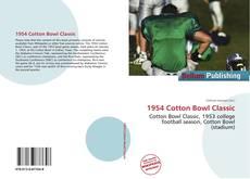 1954 Cotton Bowl Classic kitap kapağı