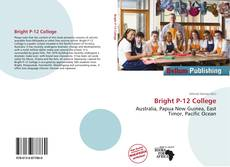 Capa do livro de Bright P-12 College
