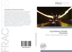 Bookcover of Cog Railway Tanvald–Harrachov